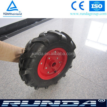 Farm tractor Agricultural wheel 4.00-8, 3.50-6, 3.50-8, 4.00-12, 5.00-12