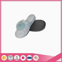 Cheap wholesale custom sexy women bedroom slipper with high heel