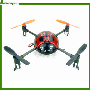 2.4G rc quadcopter beetle remote control with LC screen