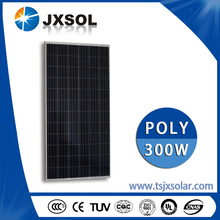 High efficiency 300w solar panel A grade pv solar modules with CE TUV approved