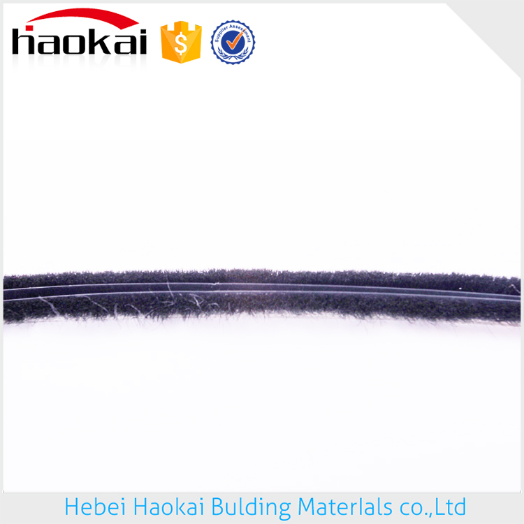 China manufacturer Excellent Material Glass Shower Door Seal Strip With Fin