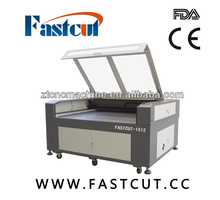 fastcut 1512 cheap factory directly sale kitchen wares industry linearguide ball screw laser cutting service