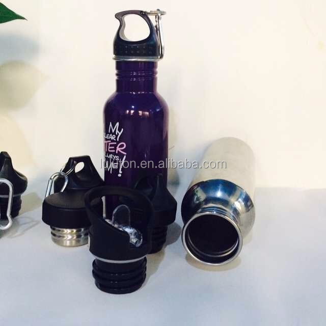 wholesale single wall stainless steel water bottle amazon uk