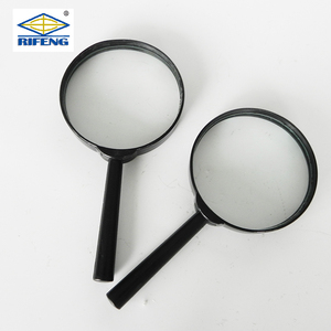 China cheapest 40mm plastic industrial magnifying glass magnifying dental mirror
