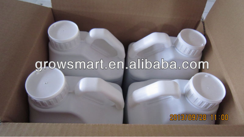 Good quality and hot sale 100% water soluble liquid seaweed foliar fertilizer