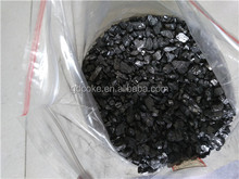Price low Sulfur low carbon additive / calcined anthracite coal for sale
