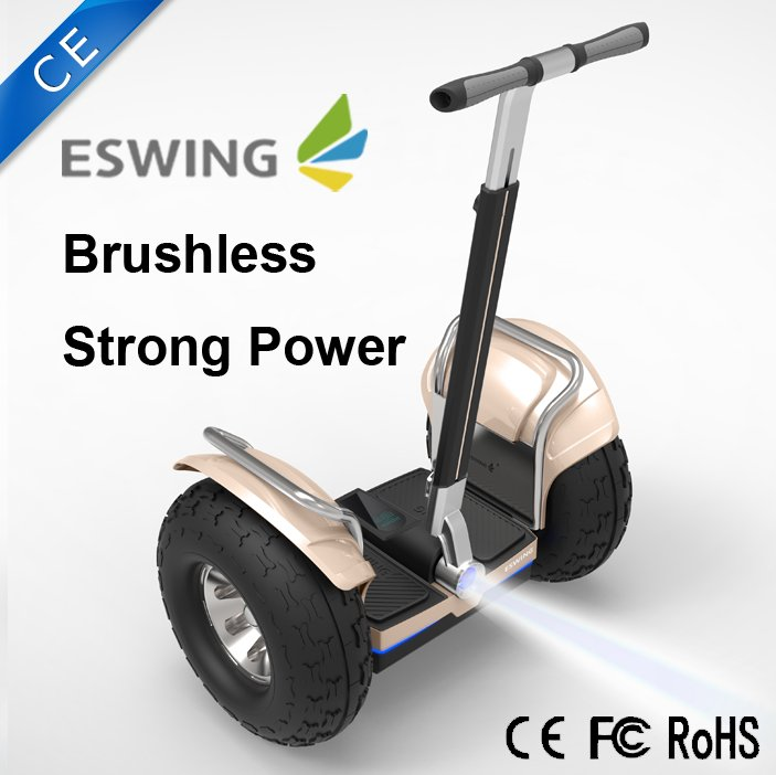 Chinese motorcycles for sale 2 wheels cheap Eswing golf electric chariot cross-country vehicle !