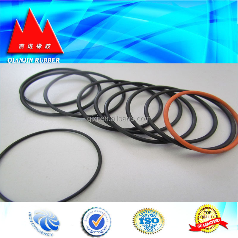 Boat window rubber seal