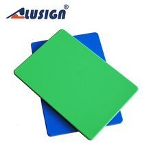 Alusign fireproof wall materials exterior wall board panel