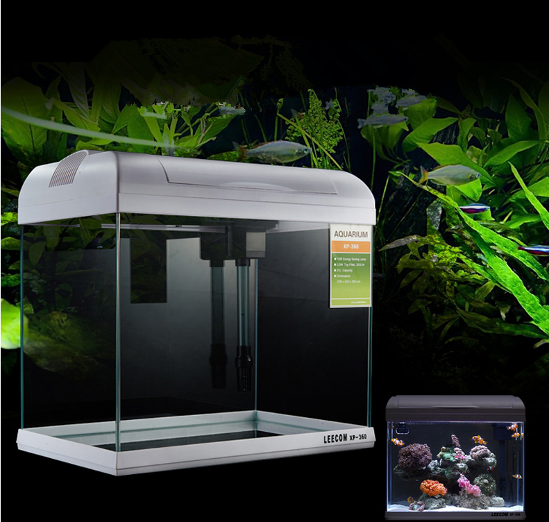 Wholesale Small Size Coffee Table Aquarium Fish Tank