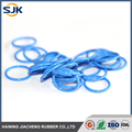Excellent resistance to high temperature colorful FMVQ O ring