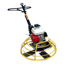 small walk behind power trowel, concrete finishing machine