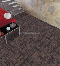 Portable recycled bitumen commercial carpet tiles of Chinese supplier