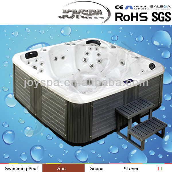 China sanitary ware, modern bathroom furniture, high quality sex massage hot tub