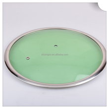 22~26cm Multi See-through Tempered Glass Pot Lid Pan Cover