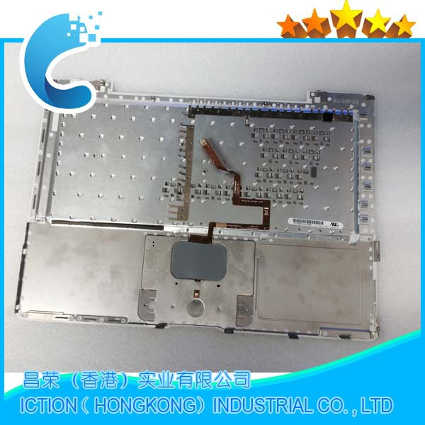 "For Apple Macbook A1181 US keyboard 13.3"" with Topcase Touchpad"