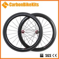 CBK carbon road bicycle wheelsets cheap bike wheels with novatec hubs