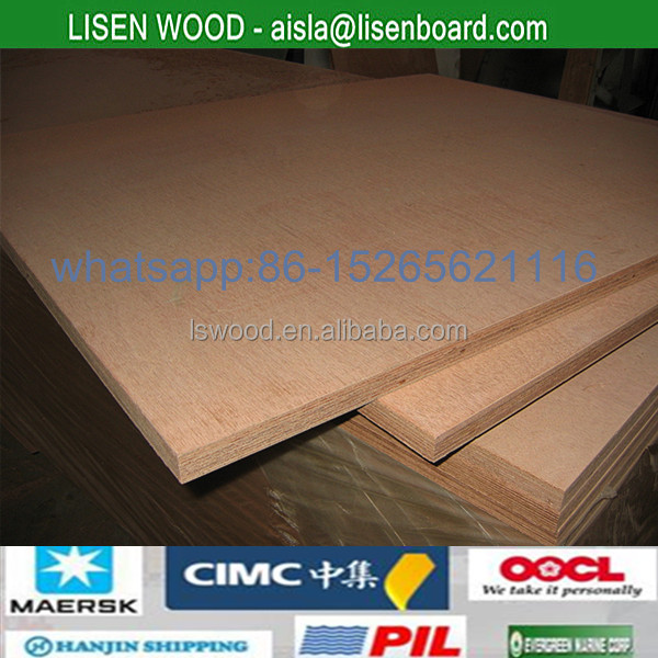 WBP glue 28mm container flooring ply wood , keruing repair flooring , marine waterproof board