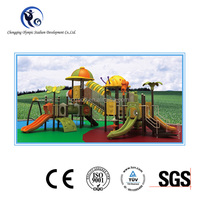 curved slide playground slides China discount good price customized outdoor playground equipment