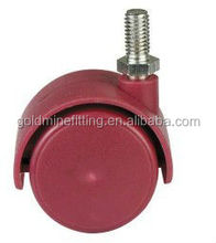 JS30 Chair Glide Screw Feet Chair Caster