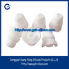China factory customized in-ear filter silicone musicians earplugs