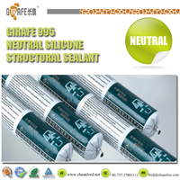 low modulus neutral silicone sealant structral