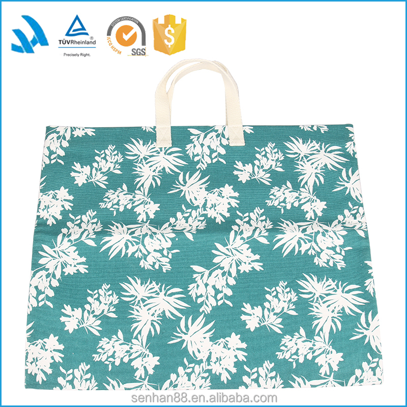 Fashion mens canvas tote bags, grocery bags wholesale