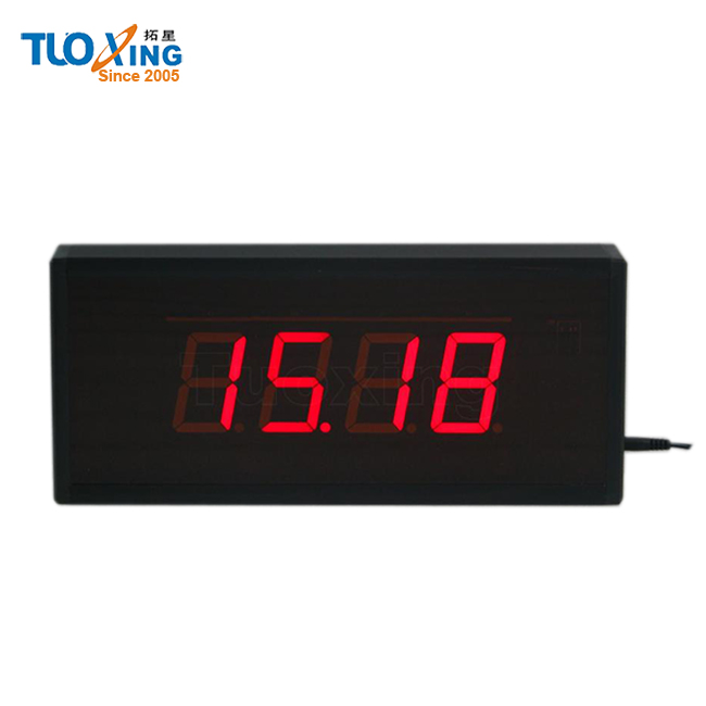 2.3 inch 4 digits LED digital 24 hour <strong>timer</strong>