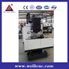 economic type small cnc milling machine, cnc milling machining center with half metal cover