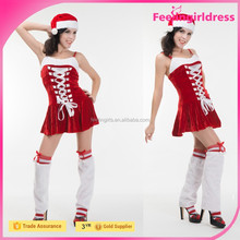 Women Wear Online Shopping Ladies Cheap Sexy Christmas Burlesque Costume