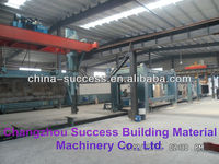 Sand/Fly Ash AAC Production Line