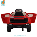 WDWXE8588 Ride On Type Car Model Remote Control Electric Baby Car Baby Favour