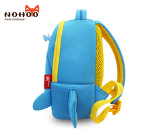 Cartoon Whale backpack Boys Girls Baby travel Bag kids backpack promotion