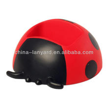 Lady Bug Cell Phone Holder Stress Balls