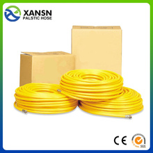 anti-corrosion pvc high pressure fibre reinforced hose non-toxic water flow pvc pipe/hose in taizhou