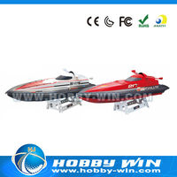 2013 New remote control large toy boat bait boat jabo 2