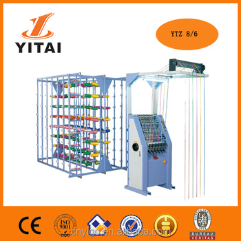 Cord Knitting Machine, Rope Knitting Machine, Cord Braiding Machine.