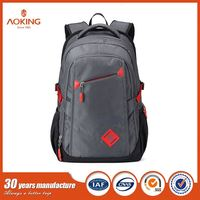 Fashion korean waterproof laptop backpack school bag backpack
