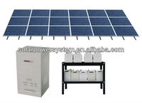 solar household power system 3000 Watts Solar Panel solar supplying company