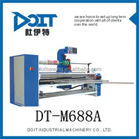 DOIT DT-M688A Computerized fully-automatic sari slitter Cutting and winding machine