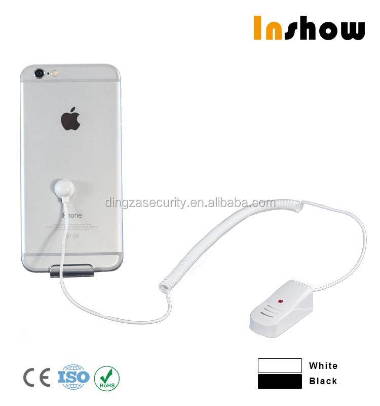New Developed ABS Mobile Phone Security Cable