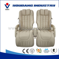 2016 Popular In World luxury auto seats with CCC and ISO standard