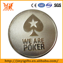 Custom logo 1-8mm thickness blank souvenir metal coin