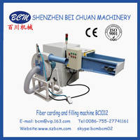 BCM automatic pillow filling machine