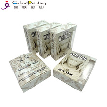 Mini Custom Extract Concentrate Window Folding Packaging Envelopes Skinny Tip Display Boxes