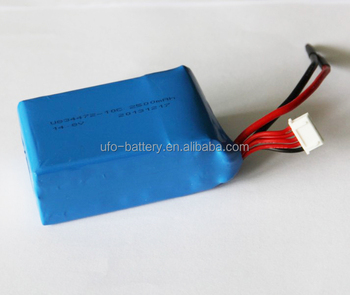 3.7v 7.4v 10.8v 14.8v 2500mAh Lithium-ion Battery Pack Rechargeable Battery Pack For Solar Street Light,LED Light