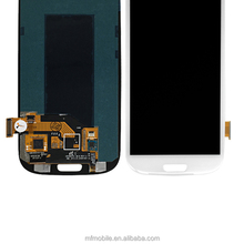 High quality lcd for samsung galaxy s3 i9300 lcd touch screen display