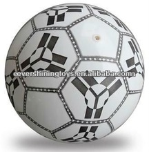 Hot sale inflatable football/soccer ball/pvc play ball