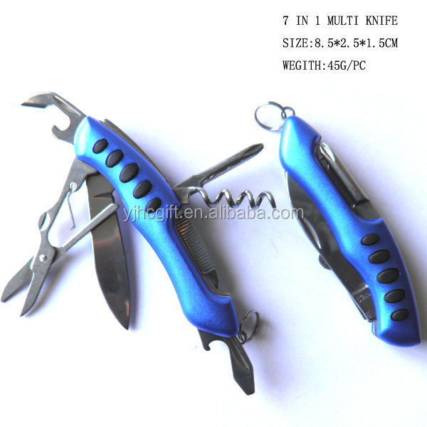 2016 new style stainless steel swiss knife