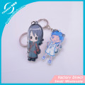 Hot sales of new fashion DIY acrylic keychain